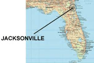 jacksonville florida on a map related keywords suggestions for jacksonville map