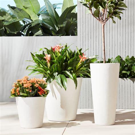 shore polystone planter cb