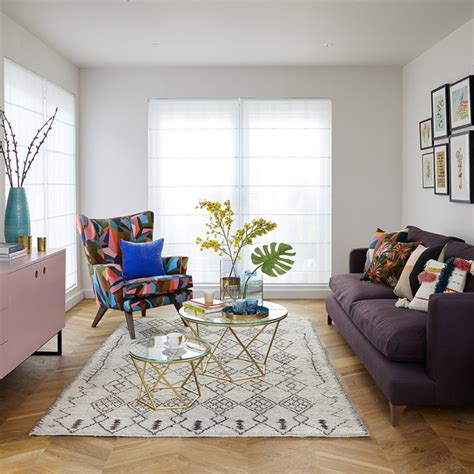 how to design an open plan living room robinson