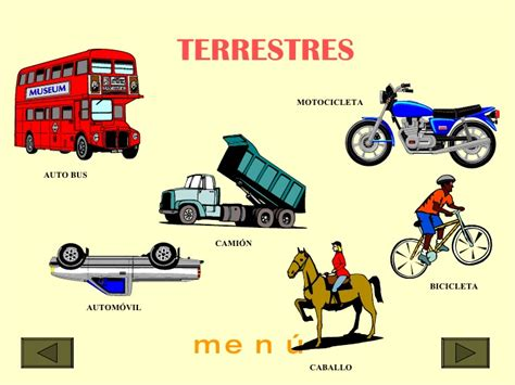 imagenes infantiles medios de transporte medios de transporte 1