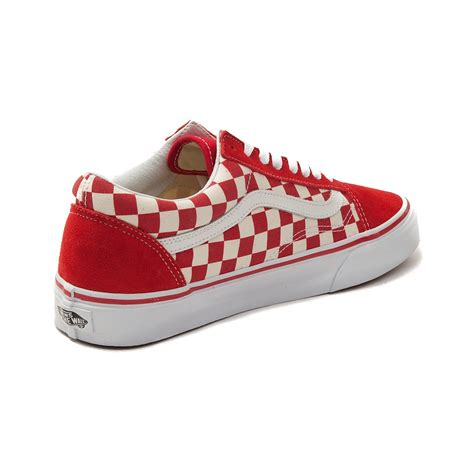 Vans Oldskul vans skool chex skate shoe 497098