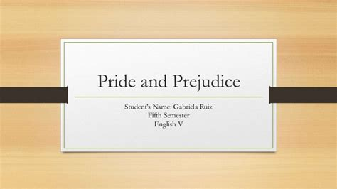 themes in chapter 1 of pride and prejudice pride and prejudice chapter 1 2 3 4 5