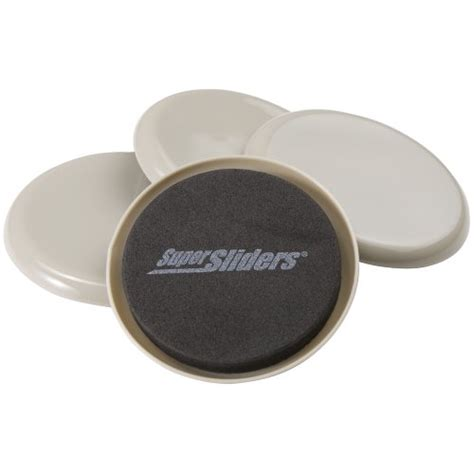 couch sliders super sliders round movers for furniture on carpeted