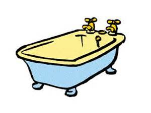 how to draw a bathtub