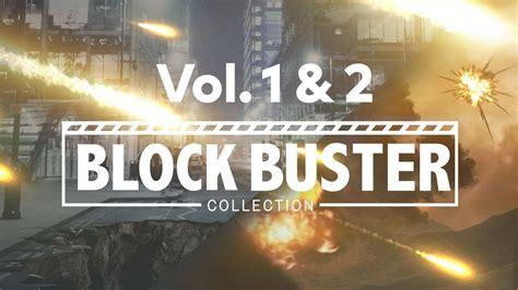 Filmora Block Buster Vol4 Set blockbuster collection filmora effects store