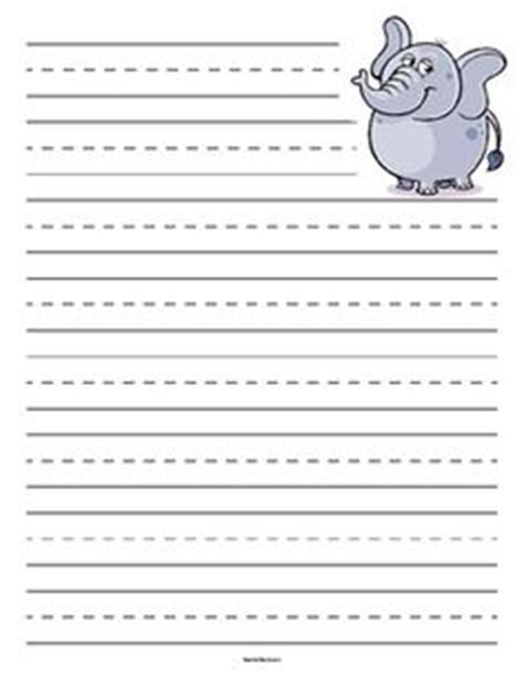 elephant writing paper primaryleap co uk elephant writing paper worksheet the