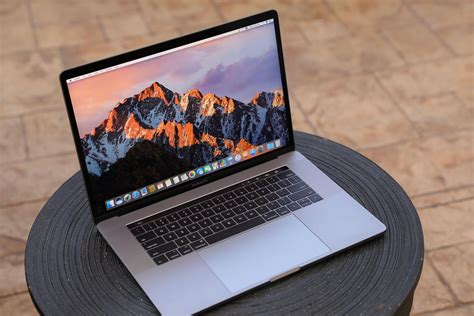 Macbook Pro Touch Bar 15 Inch apple macbook pro with touch bar 15 inch 2017 release date price and specs cnet