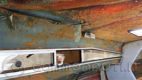 tappezzeria barca rinnovo della tappezzeria interna sea