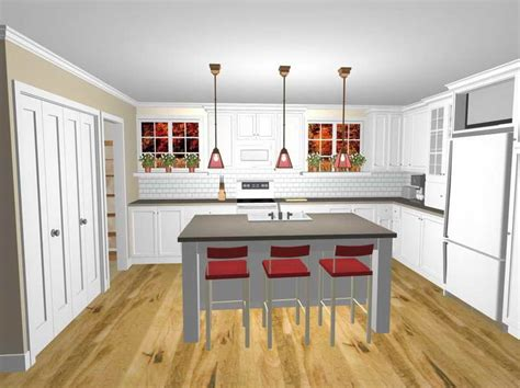 design a kitchen online free 3d miscellaneous 3d kitchen design tool with wooden floor