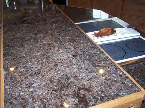 pictures of tiled countertops images