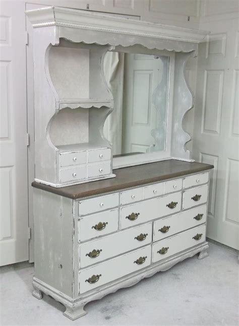 Dresser With Hutch White by Best 25 Dresser With Mirror Ideas On Grey