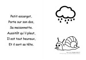 Exceptional Jeu De L Escargot Maternelle #8: Comptine-petit-escargot-illustree.gif