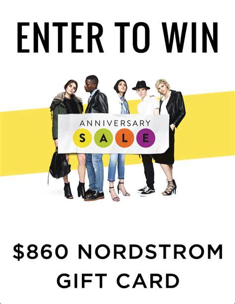 Nordstrom Gift Cards For Sale - nordstrom gift card giveaway