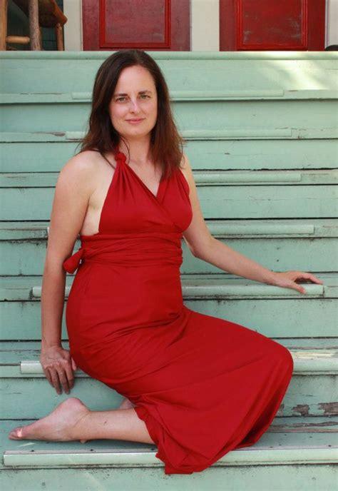 floor length pencil skirt infinity dress by thecustomts on