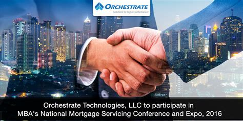 Mba Orlando 2016 by Orchestrate Technologies Llc To Participate In Mba S