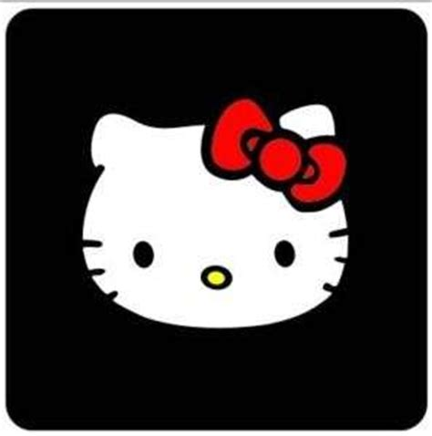 Hello Kitty Aufkleber Fürs Auto by Hello Kitty With Bear Bedroom Living Room Wall Stickers