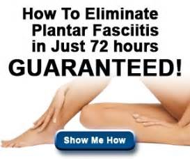what is plantar fasciitis and how to cure it at home
