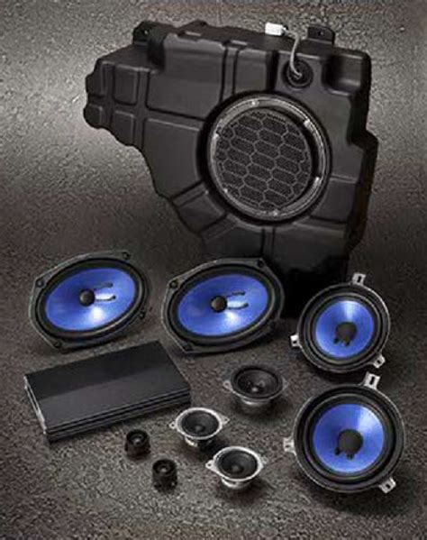 jeep grand wk2 alpine premium audio system