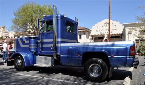 semi truck bed classic cars authority here is an unusual rig a kenworth