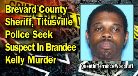 Brevard County Sheriff Warrant Search Brevard County Sheriff Titusville Seek Suspect In Brandee Murder