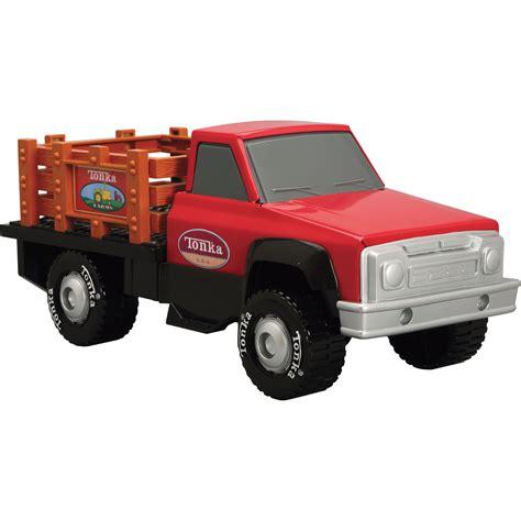 tonka steel toys tonka classic steel stake truck farm www kotulas