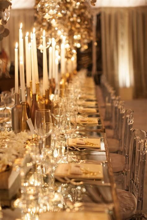 wedding table decorations using candles 66 best hearts of gold gala images on shower banners floral arrangements and table