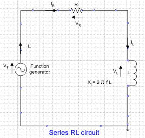rl circuit with two inductors jackng c h series rl circuit rev 1 3
