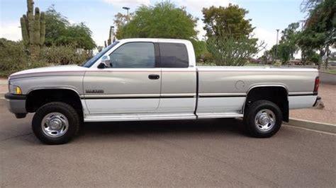 1997 dodge ram 2500 turbo diesel sell used 1997 dodge ram 2500 4x4 laramie 12 valve cummins