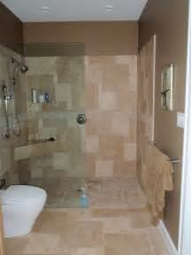 No Door Shower Open Shower No Door Bathroom Ideas Tips Open Showers Shower No Doors And Doors
