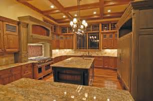 Luxurious Kitchen Designs 47 Luxury U Shaped Kitchen Designs