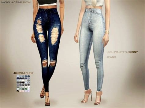 sims 4 high waisted jeans best 25 sims resource ideas on pinterest sims cc sims