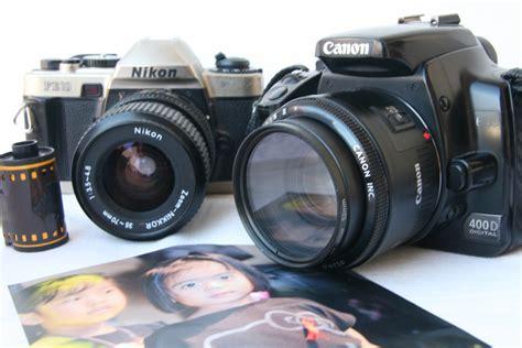dslr   film camera  steps