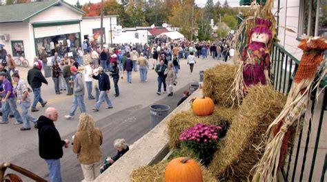 Door County Fall Festival by Bay Fall Bay Door County Wi