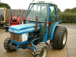 1987 ford 1910 compact tractor diesel tractors in ashford