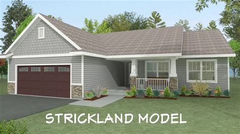 wausau homes strickland model