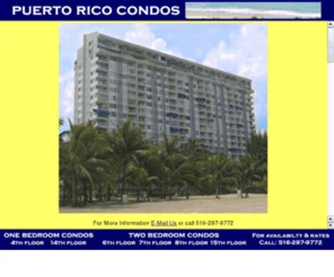 puertoricocondos beautiful beachfront condos in