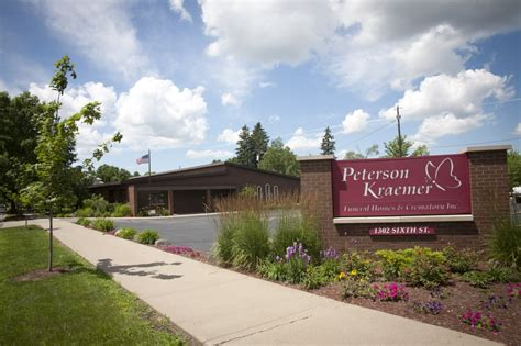 peterson kraemer funeral homes crematory funeral