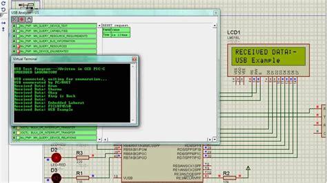 tutorial ccs c usb hid exle using ccs pic c compiler youtube