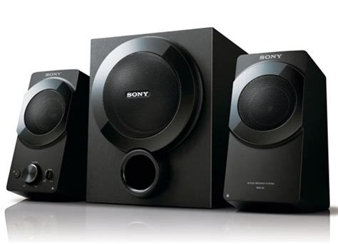 Speaker Aktif Sony sony 2 1ch multimedia speakers srs d5 price in pakistan sony in pakistan at symbios pk