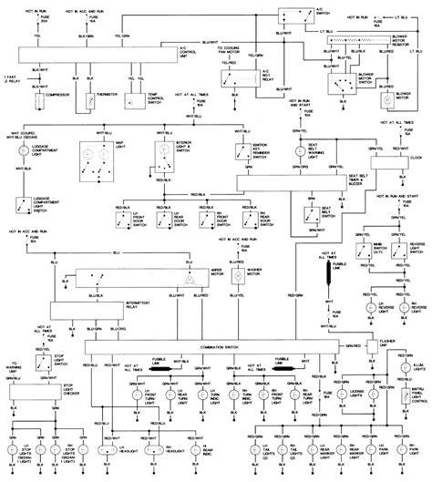 car repair manuals online pdf 1984 mazda glc electronic valve timing service manual pdf 1984 mazda glc electrical wiring diagrams repair guides wiring diagrams