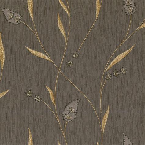gold vinyl wallpaper buy belgravia decor italian vinyl wallpaper brown gold