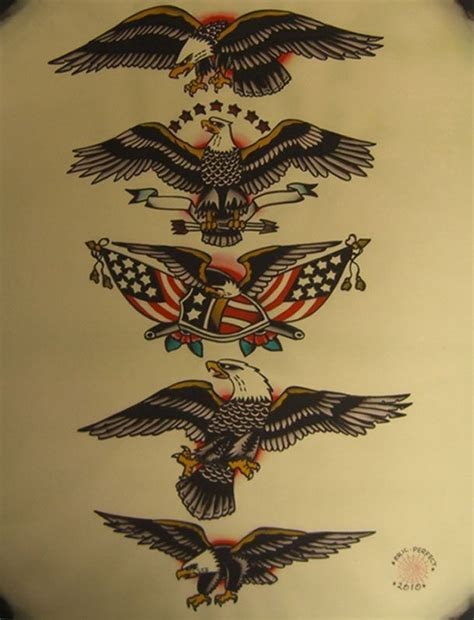 american traditional eagle tattoo the 25 best traditional eagle ideas on