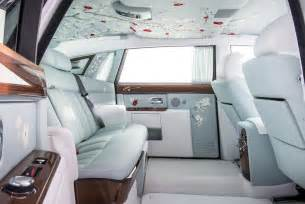 Rolls Royce Cars Interior The 7 Most Luxurious Car Interiors Photos Business Insider
