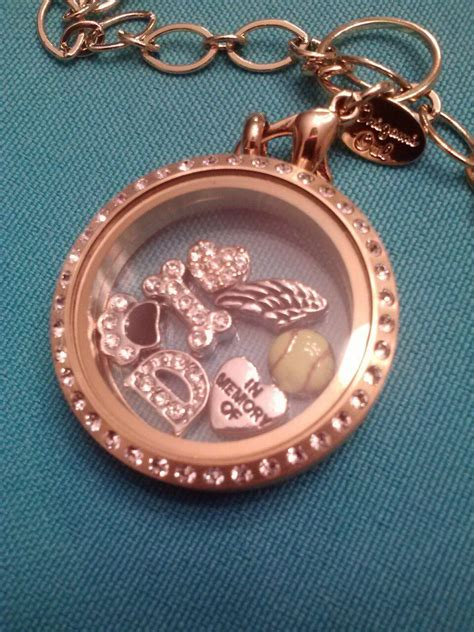 Origami Owl In Memory Of - origami owl puppy remember in memory of keepsake