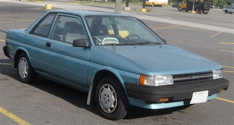 toyota tercel curbside classic 1995 toyota tercel last of the mohicans