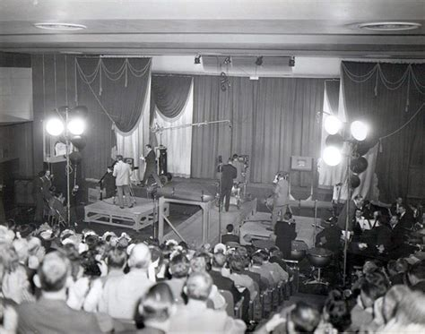open house nbc may 29 1950 dual debut broadway open house nbc studio 6a eyes of a