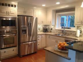 New Kitchen Renovation Four Seasons Style The New Kitchen Remodel On A Budget