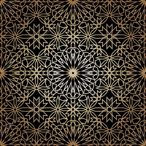seamless moroccan pattern ornamental morocco seamless pattern orient traditional