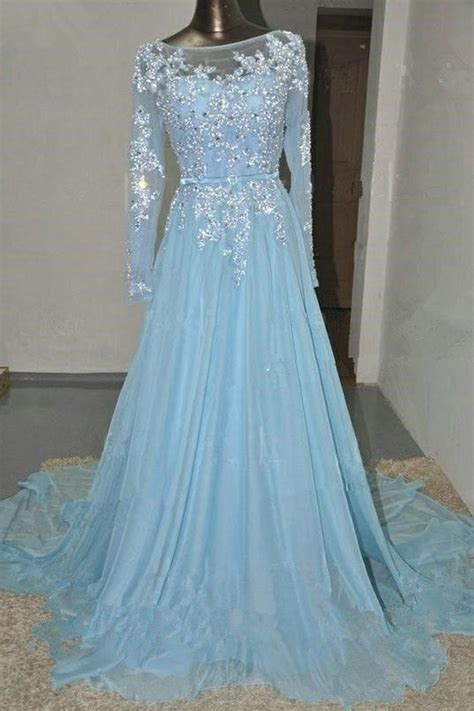 Best Spoon Princess Dress a line prom dresses blue a line princess prom dresses a line prom dresses baby blue