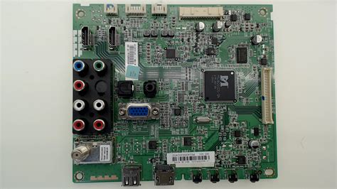 Toshiba TV Model 39L2300U Main Audio Video Board Part ... Westinghouse Tv Parts